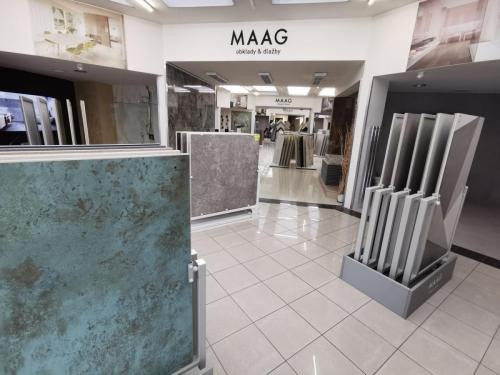 Maag Showroom